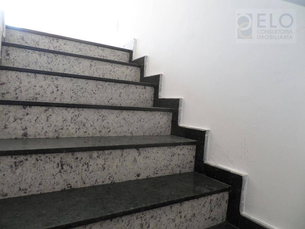 casa com 3 dormitórios à venda, 205 m² por r$ 950.000,00 - pompéia - santos/sp - ca0190