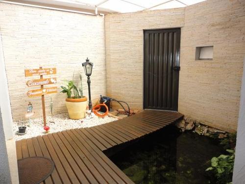 casa com 3 dormitórios à venda, 208 m² por r$ 675.000 - aparecida l - saltinho/sp - ca1871