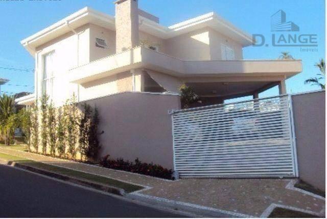 casa com 3 dormitórios à venda, 208 m² por r$ 920.000 - pinheiro - valinhos/sp - ca10879