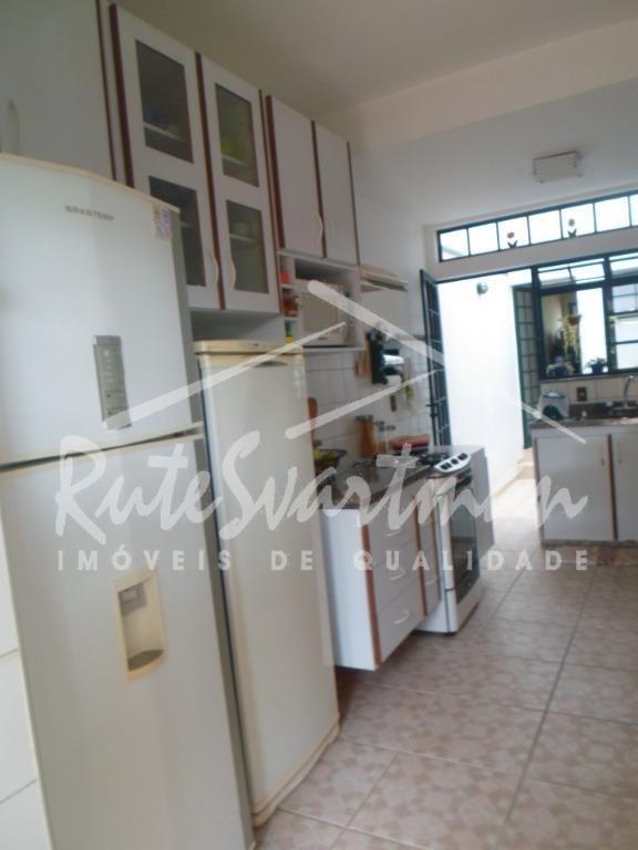 casa com 3 dormitórios à venda, 209 m² por r$ 750.000 - condomínio residencial cidade universitária - campinas/sp - ca3359