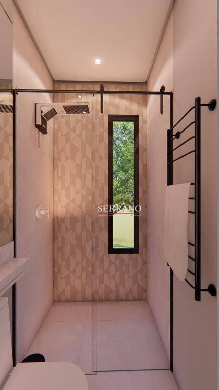 casa com 3 dormitórios à venda, 210 m² por r$ 950.000,00 - condomínio villagio di montalcino - valinhos/sp - ca0590