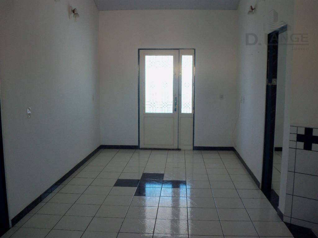casa com 3 dormitórios à venda, 215 m² por r$ 695.000 - jardim paiquerê - valinhos/sp - ca11103