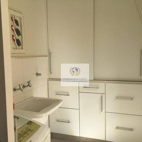 casa com 3 dormitórios à venda, 218 m² por r$ 1.000.000 - cidade universitária - campinas/sp - ca0947