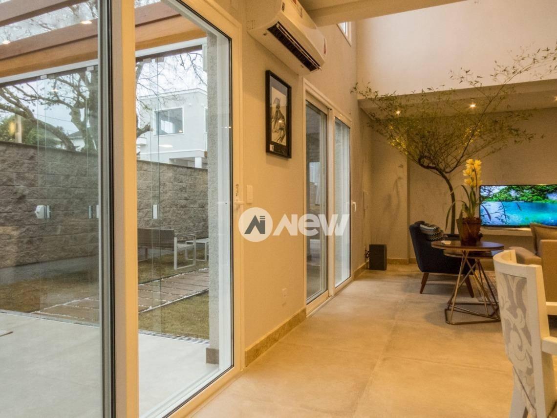 casa com 3 dormitórios à venda, 219 m² por r$ 1.049.711,00 - rondônia - novo hamburgo/rs - ca2908