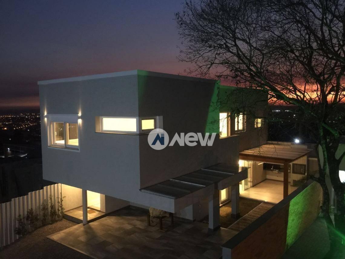 casa com 3 dormitórios à venda, 219 m² por r$ 996.534,00 - rondônia - novo hamburgo/rs - ca2921