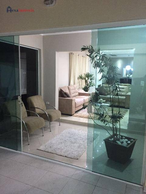 casa com 3 dormitórios à venda, 220 m² por r$ 1.100.000,00 - morada das flores (aldeia da serra) - santana de parnaíba/sp - ca0384