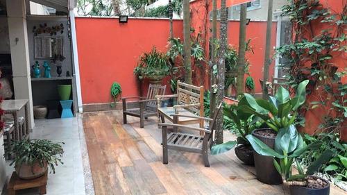 casa com 3 dormitórios à venda, 220 m² por r$ 1.920.000 - jardim vitória régia - são paulo/sp - ca0108