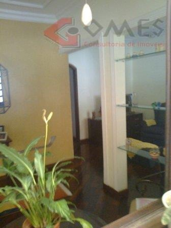 casa com 3 dormitórios à venda, 220 m² por r$ 530.000,00 - jardim copacabana - são bernardo do campo/sp - ca0072