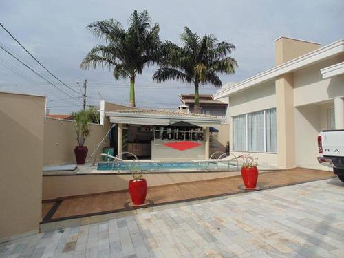casa com 3 dormitórios à venda, 220 m² por r$ 730.000 - terras de santa bárbara - santa bárbara d`oeste/sp - ca0117