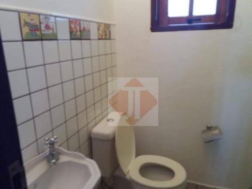 casa com 3 dormitórios à venda, 220 m² por r$ 750.000 - jardim panorama - vinhedo/sp - ca0790