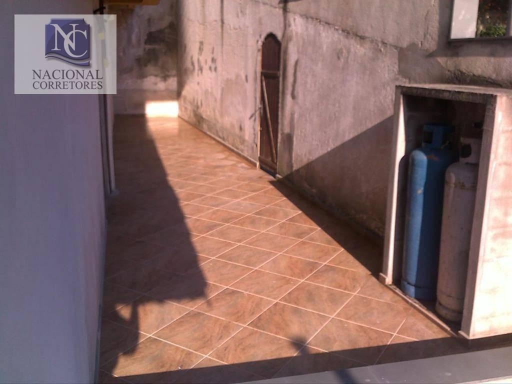 casa com 3 dormitórios à venda, 221 m² por r$ 700.000,00 - jardim bela vista - santo andré/sp - ca2743