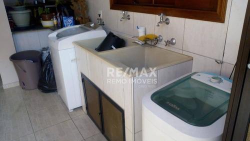 casa com 3 dormitórios à venda, 223 m² por r$ 875.000,00 - centro - vinhedo/sp - ca6592