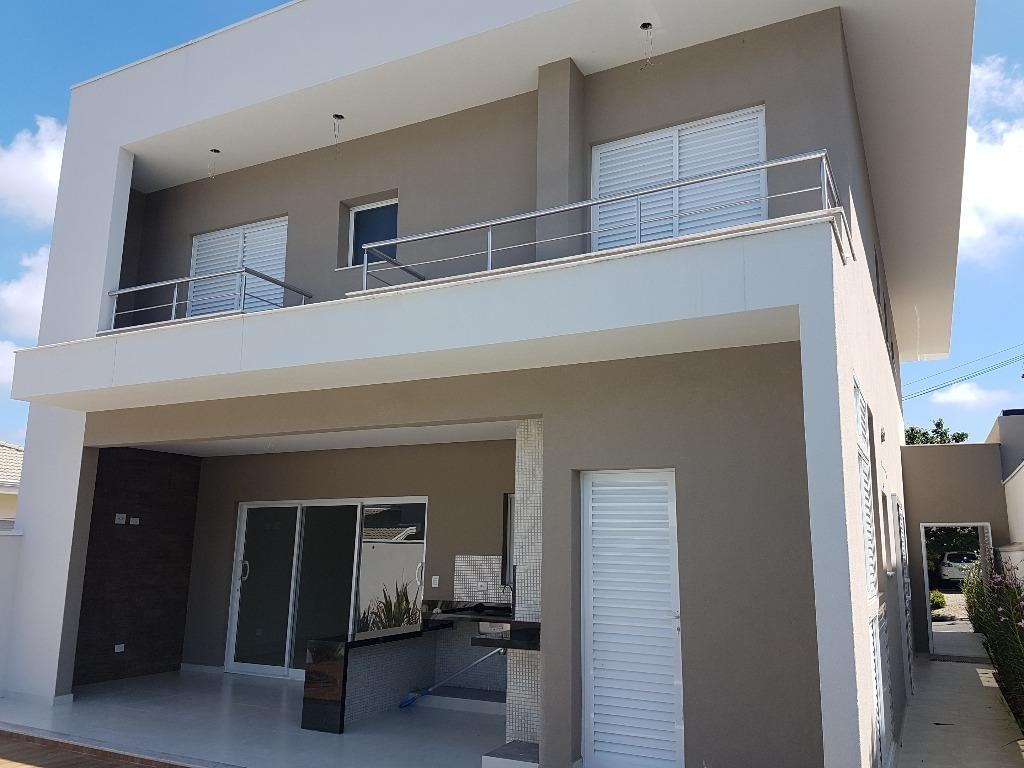 casa com 3 dormitórios à venda, 224 m² por r$ 1.190.000,00 - condomínio reserva da mata - vinhedo/sp - ca0346