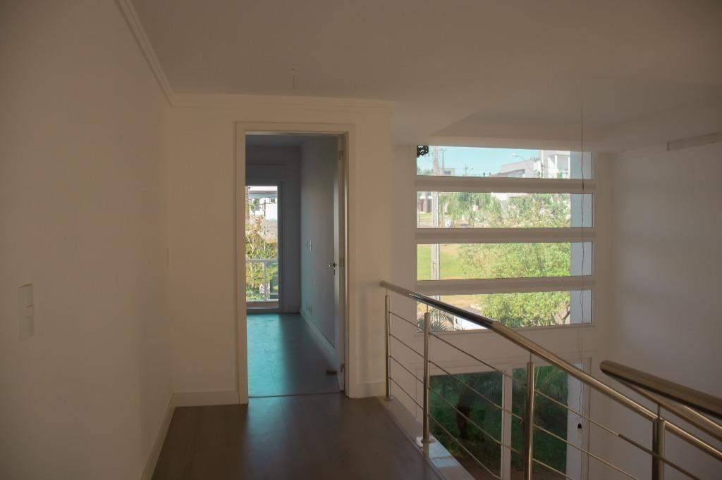 casa com 3 dormitórios à venda, 225 m² - alphaville - gravataí/rs - ca0234