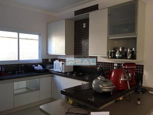 casa com 3 dormitórios à venda, 225 m² por r$ 1.050.000,00 - condomínio athenas - paulínia/sp - ca2627