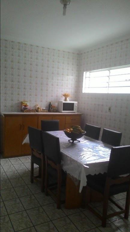 casa com 3 dormitórios à venda, 225 m² - rudge ramos - são bernardo do campo/sp - ca10576