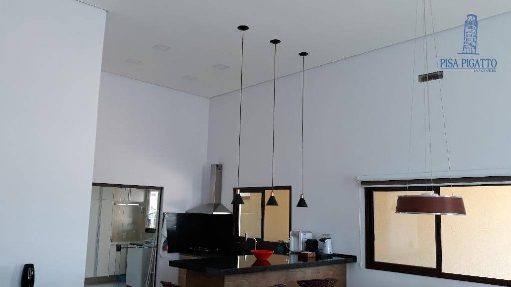 casa com 3 dormitórios à venda, 227 m² por r$ 795.000,00 - condomínio campos do conde ii - paulínia/sp - ca2160