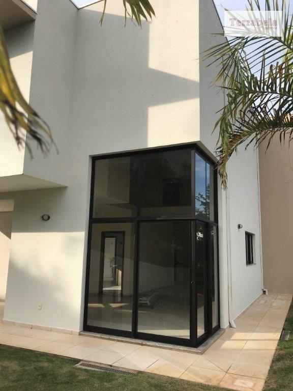 casa com 3 dormitórios à venda, 227 m² por r$ 900.000,00 - condomínio morada do bosque - vinhedo/sp - ca0190