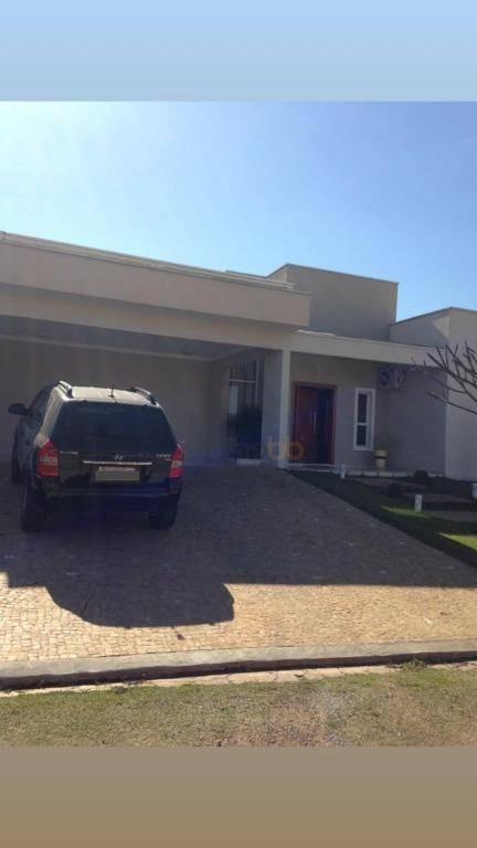 casa com 3 dormitórios à venda, 230 m² por r$ 790.000 - condomínio palmeiras imperiais - salto/sp - ca3475