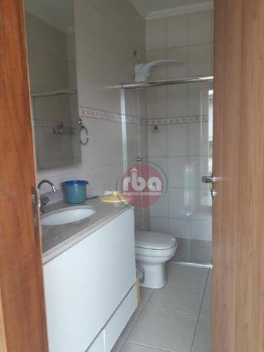 casa com 3 dormitórios à venda, 230 m² por r$ 900.000,00 - condomínio village ipanema - araçoiaba da serra/sp - ca1542