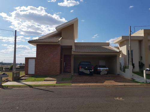 casa com 3 dormitórios à venda, 235 m² por r$ 790.000 - condomínio terra vista - mirassol/sp - ca1994