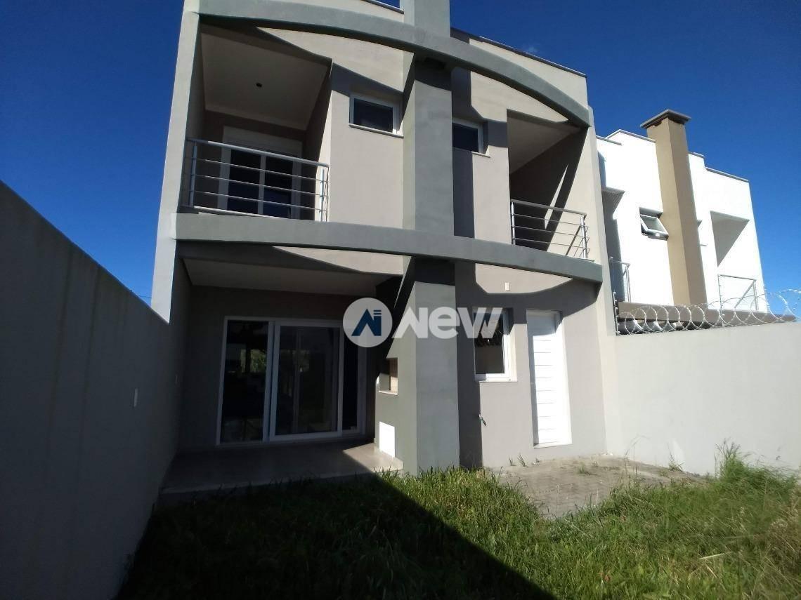 casa com 3 dormitórios à venda, 236 m² por r$ 750.000 - jardim mauá - novo hamburgo/rs - ca2136