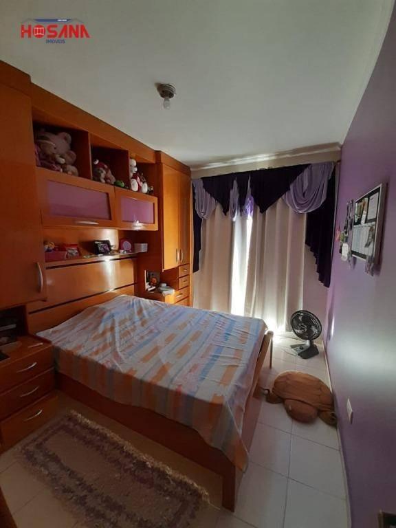 casa com 3 dormitórios à venda, 237 m² por r$ 620.000,00 - serpa - caieiras/sp - ca0713