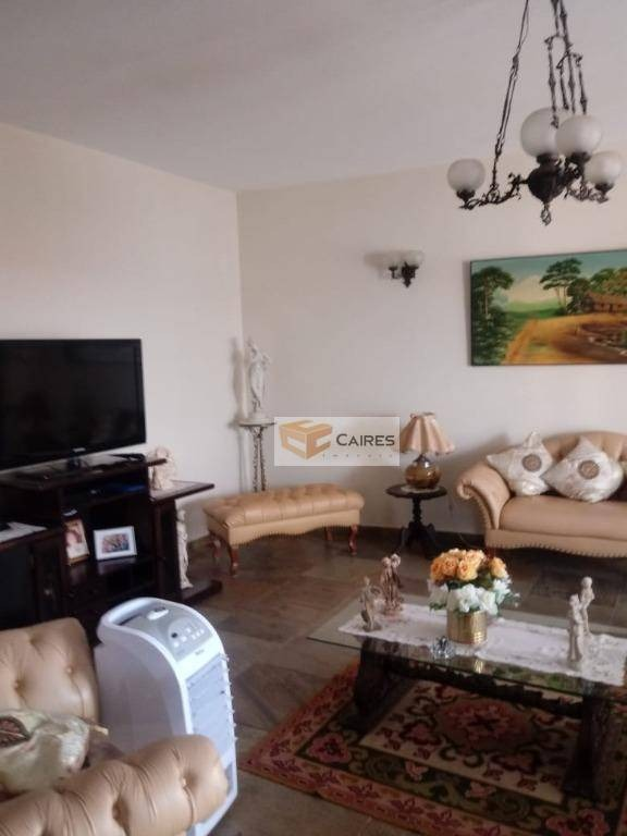 casa com 3 dormitórios à venda, 237 m² por r$ 700.000 - jardim chapadão - campinas/sp - ca2638
