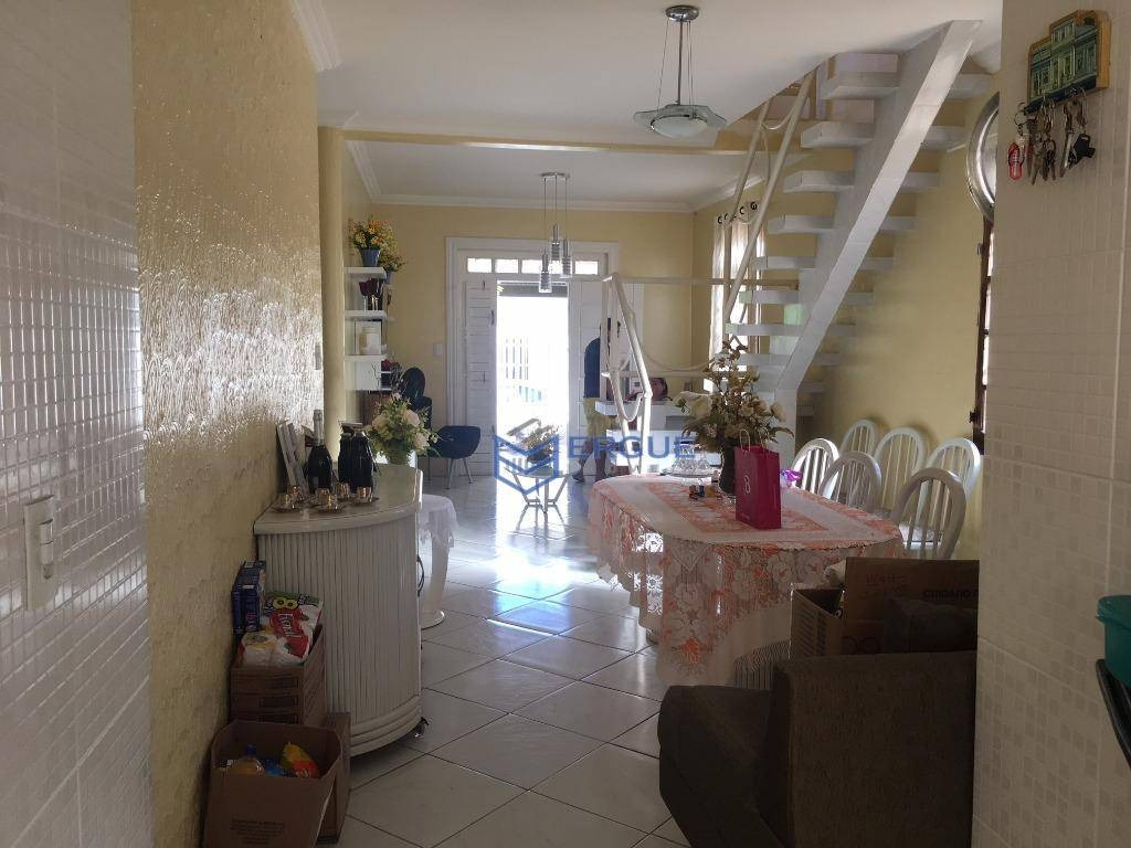 casa com 3 dormitórios à venda, 240 m² por r$ 1.300.000,00 - parquelândia - fortaleza/ce - ca0594