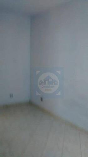casa com 3 dormitórios à venda, 240 m² por r$ 425.000 - vila são jorge - são vicente/sp - ca0623