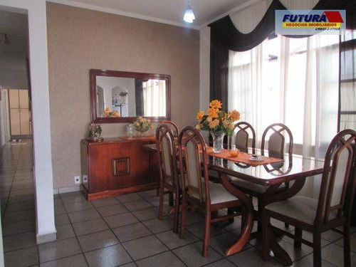 casa com 3 dormitórios à venda, 240 m² por r$ 630.000 - vila são jorge - são vicente/sp - ca0269