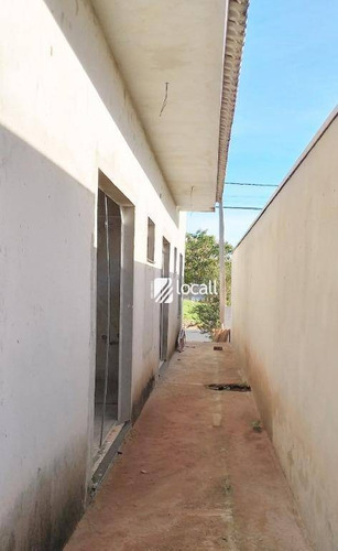 casa com 3 dormitórios à venda, 240 m² por r$ 800.000 - parque residencial damha vi - são josé do rio preto/sp - ca2005