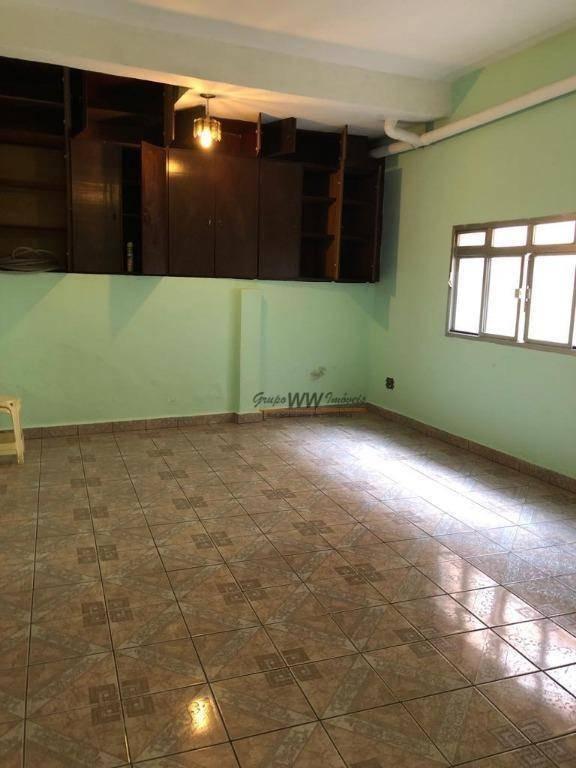 casa com 3 dormitórios à venda, 241 m² por r$ 900.000 - vila maria alta - são paulo/sp - ca0458