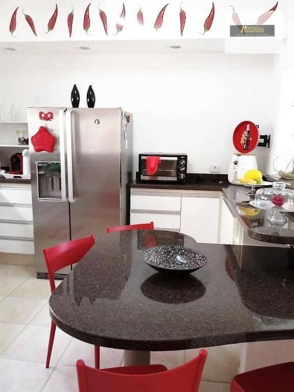 casa com 3 dormitórios à venda, 242 m² por r$ 1.350.000,00 - cond. bosque de grevílea - vinhedo/sp - ca2406