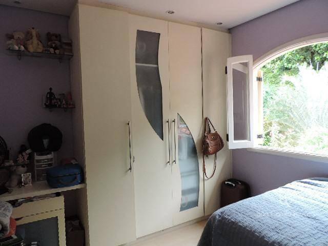casa com 3 dormitórios à venda, 243 m² por r$ 1.100.000,00 - granja viana - cotia/sp - ca0975