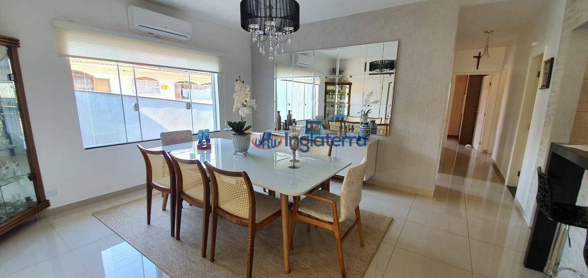 casa com 3 dormitórios à venda, 247 m² por r$ 798.000,00 - lago parque - londrina/pr - ca1038