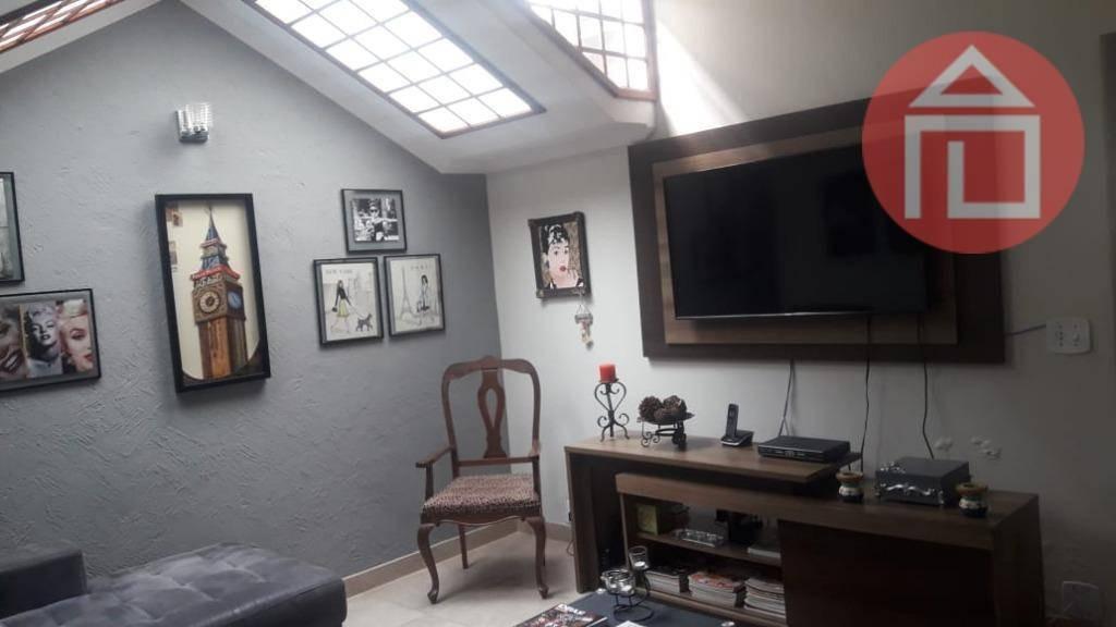 casa com 3 dormitórios à venda, 249 m² por r$ 800.000 - jardim europa - bragança paulista/sp - ca2346