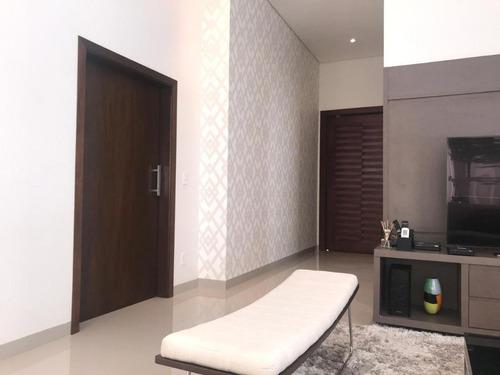 casa com 3 dormitórios à venda, 250 m² por r$ 1.050.000 - parque residencial damha vi - são josé do rio preto/sp - ca1653