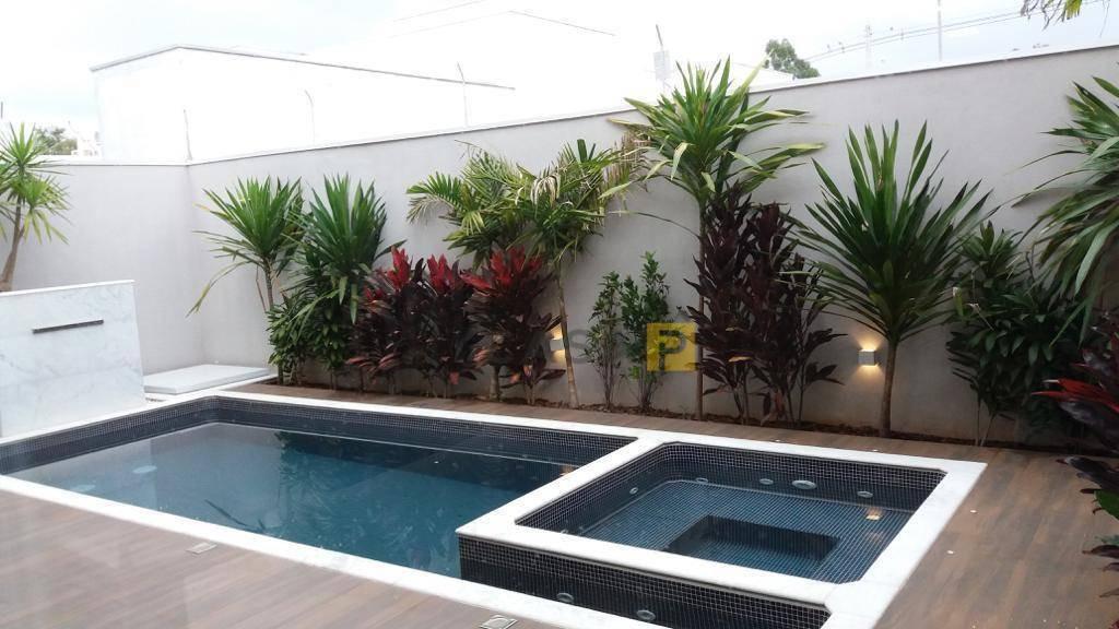 casa com 3 dormitórios à venda, 250 m² por r$ 1.200.000 - residencial portal do lago - sumaré/sp - ca0515