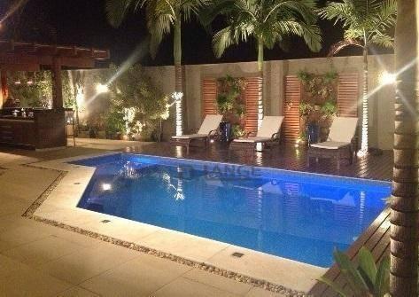 casa com 3 dormitórios à venda, 250 m² por r$ 1.320.000 - condomínio residencial terras do caribe - valinhos/sp - ca12911