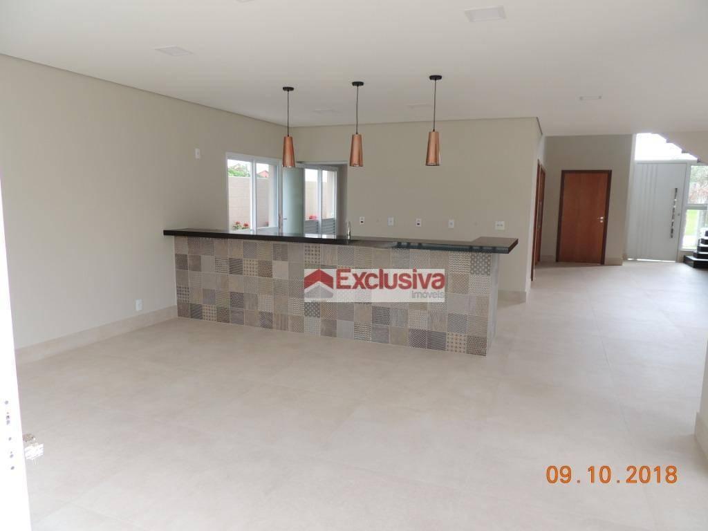 casa com 3 dormitórios à venda, 250 m² por r$ 1.390.000,00 - residencial villa bella - livorno - paulínia/sp - ca1541