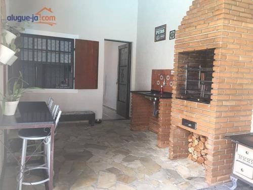 casa com 3 dormitórios à venda, 250 m² por r$ 510.000,00 - cidade vista verde - são josé dos campos/sp - ca1586