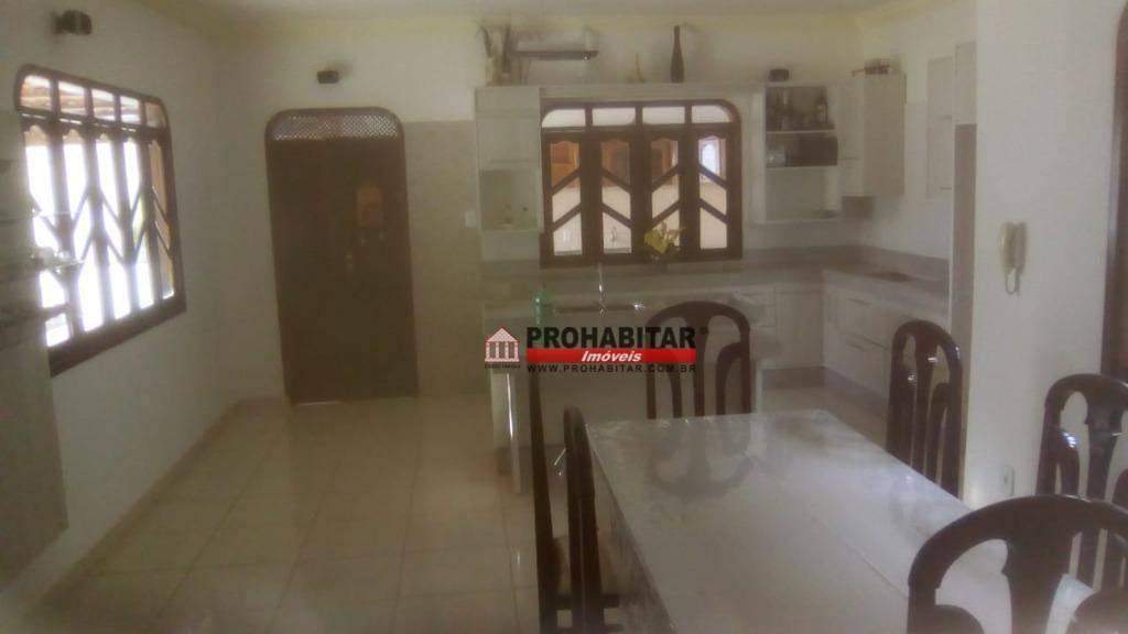 casa com 3 dormitórios à venda, 250 m² por r$ 699.000.000 - centro - brumado/ba - ca2794