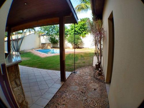 casa com 3 dormitórios à venda, 250 m² por r$ 790.000 - cidade universitária - campinas/sp - ca1629