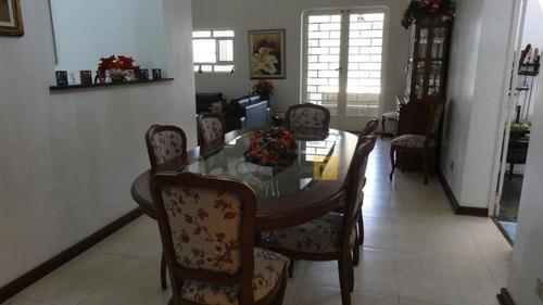 casa com 3 dormitórios à venda, 250 m² por r$ 900.000 - jardim colina - americana/sp - ca0486
