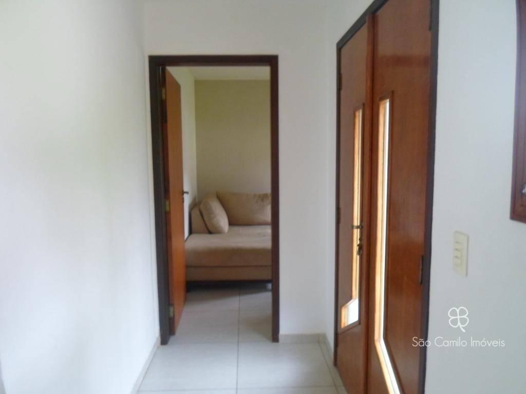 casa com 3 dormitórios à venda, 250 m² por r$ 900.000 - nova higienópolis - granja viana - jandira/sp - ca0421