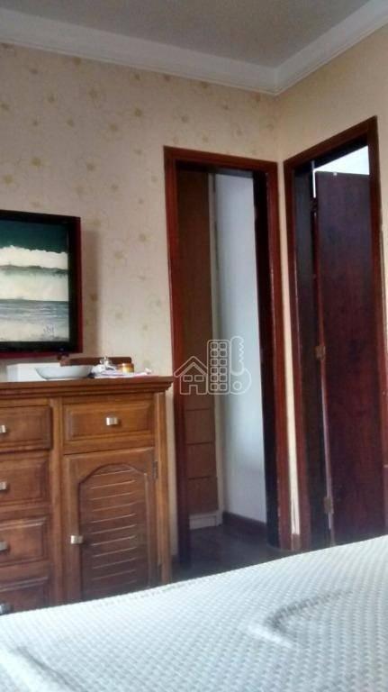 casa com 3 dormitórios à venda, 251 m² por r$ 650.000 - itaipu - niterói/rj - ca0376