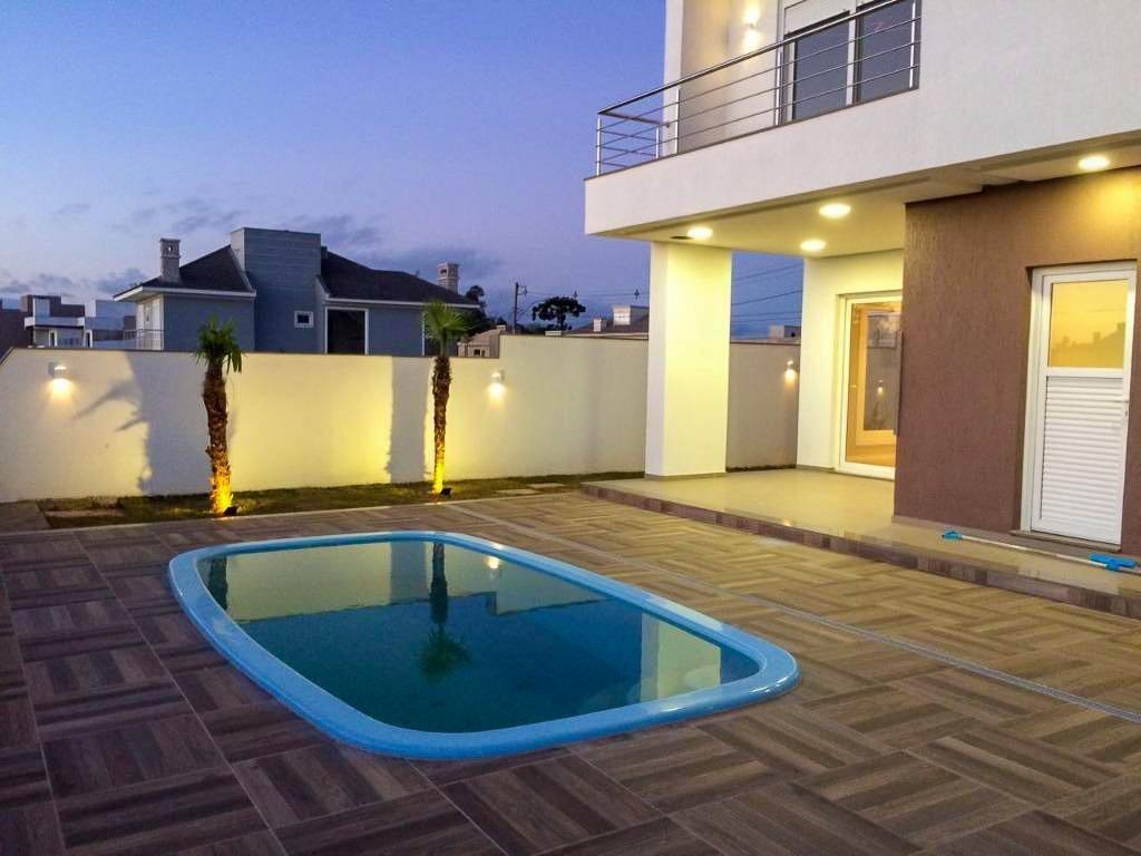 casa com 3 dormitórios à venda, 252 m² - alphaville - gravataí/rs - ca1176