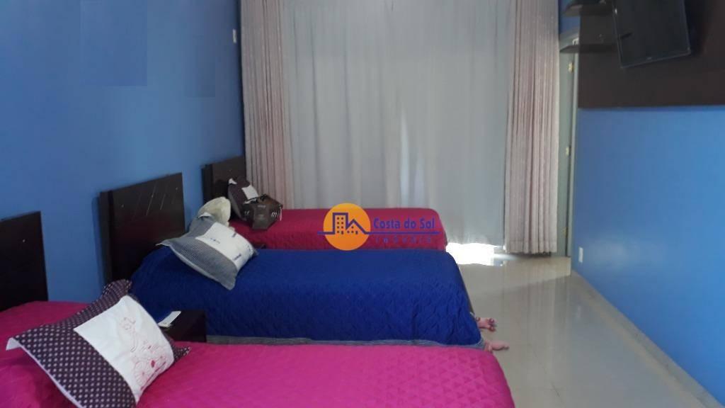 casa com 3 dormitórios à venda, 252 m² por r$ 980.000 - vale dos cristais - macaé/rj - ca1720