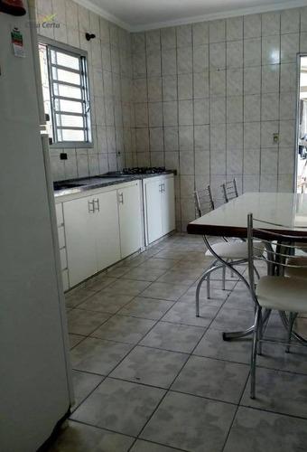 casa com 3 dormitórios à venda, 254 m² por r$ 350.000 - jardim novo i - mogi guaçu/sp - ca1272